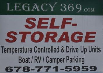Legacy 369 Self-Storage