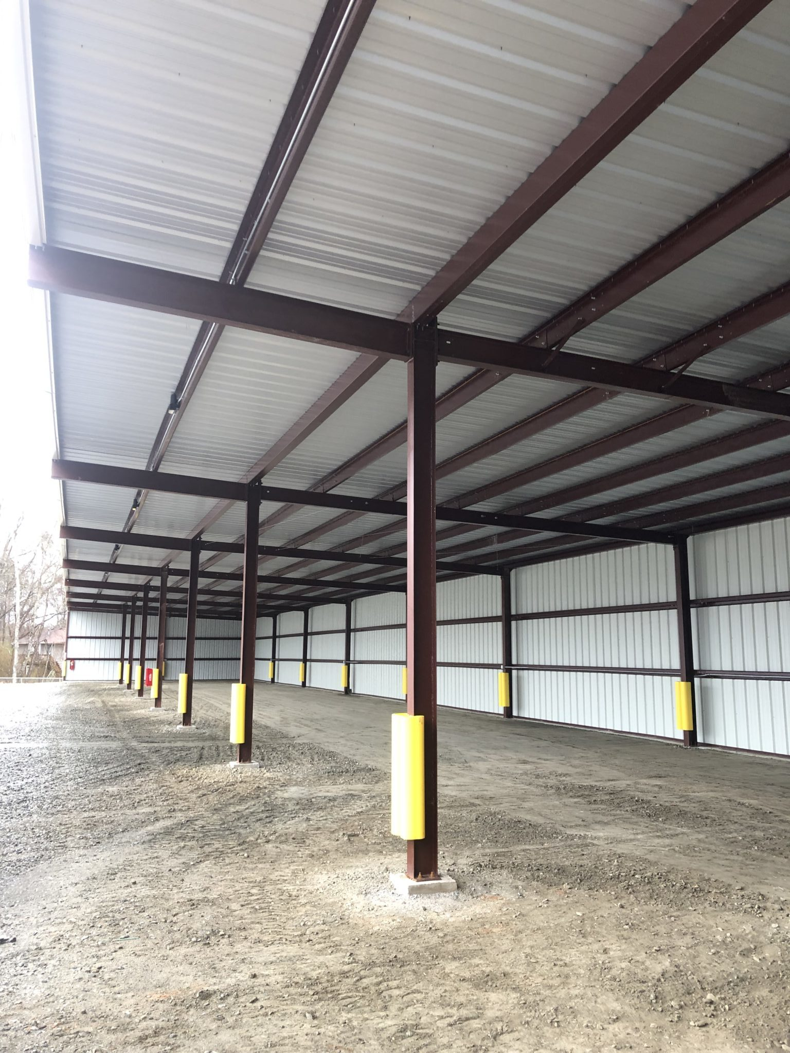 12 x 40 Covered Parking Image